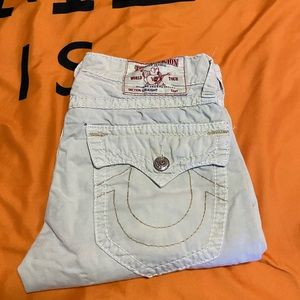 "True religion jeans straight ""29"""
